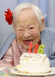 Almost 66 000 centenarians nowadays in japan!-centenarian