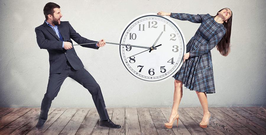 l-homme-et-la-femme-de-ralentir-le-temps