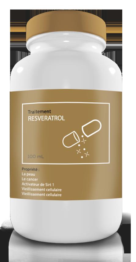 resveratrol anti aging molecule