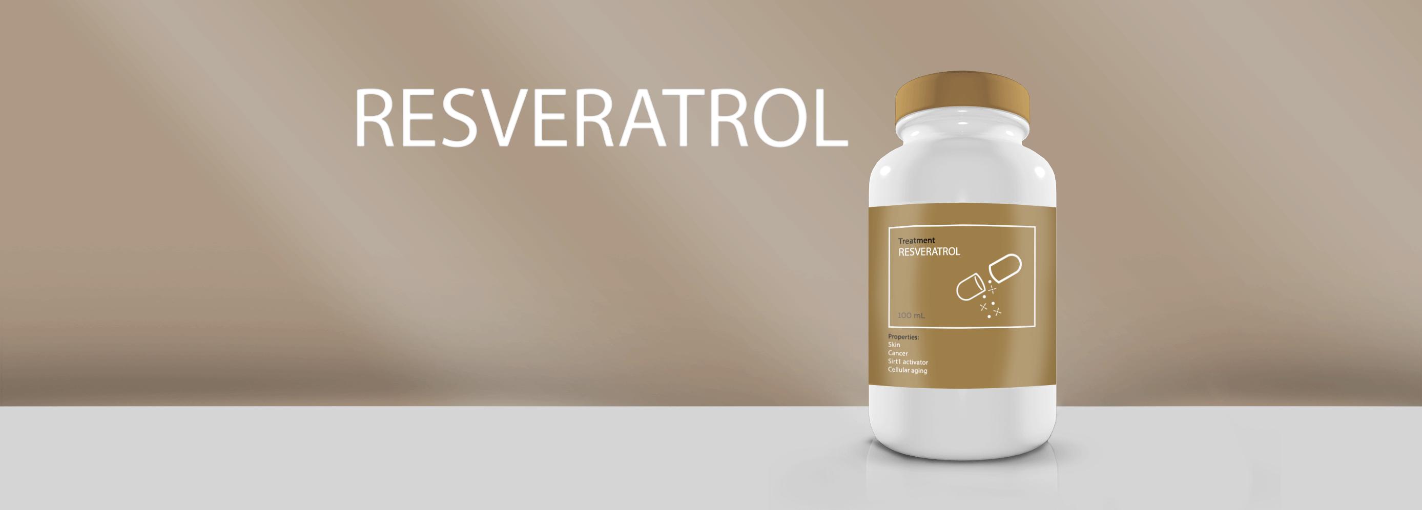 Resveratrol Antioxidant Pro Sirtuins Anti Aging Work For Human Longevity
