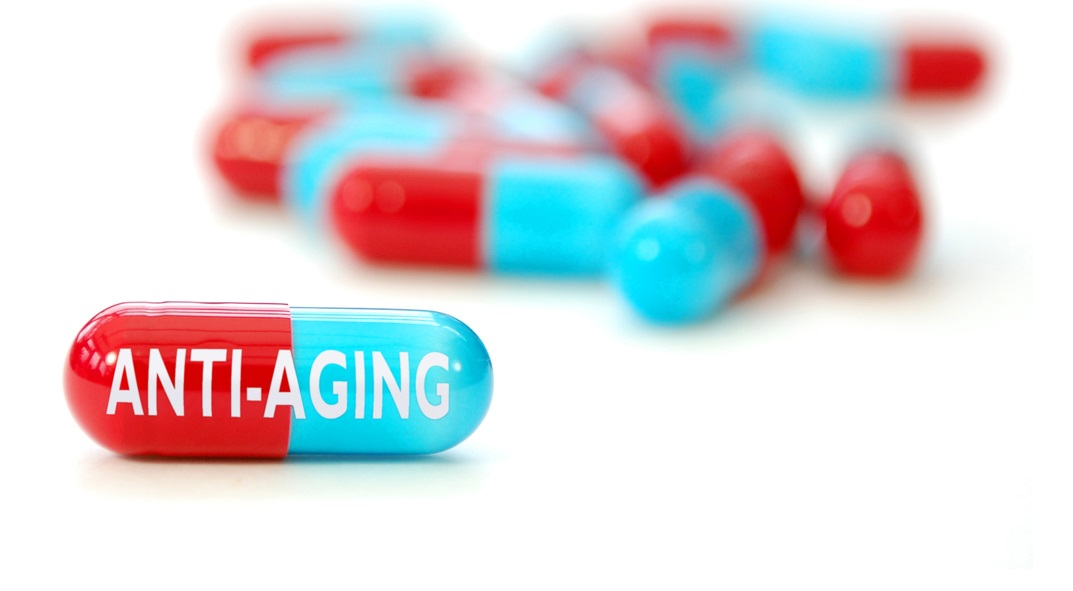 DNA repairing mechanism-anti-aging pill