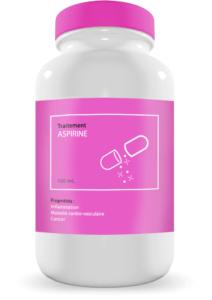 Aspirine - bottle