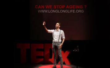 long long life velve casquillas transhumanisme vieillissement tedx