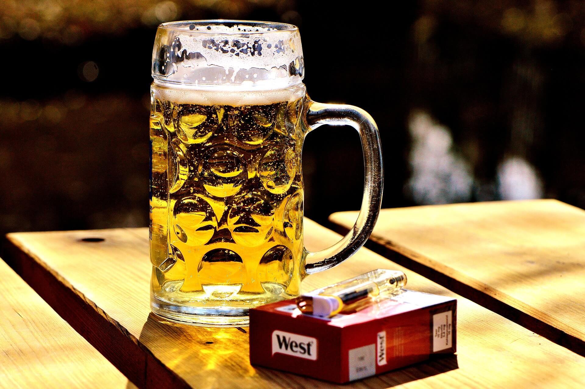 bière Long Long Life cardiovasculaires vieillissement santé longévité